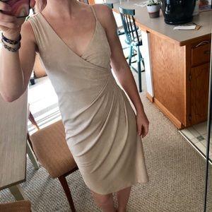 "Topshop ""nude"" dress"
